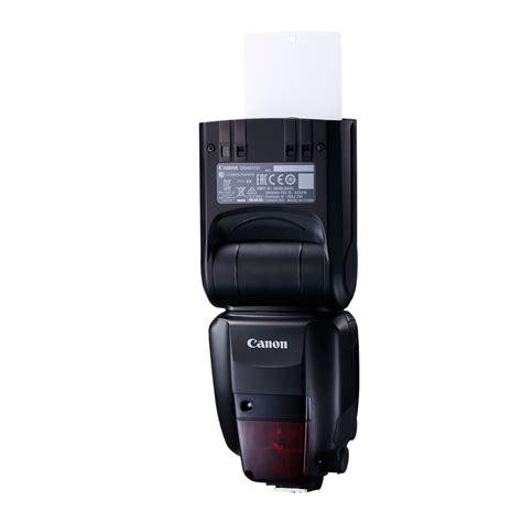Lu Flash Canon canon speedlite 600ex ii rt flash appareil photo canon sur ldlc