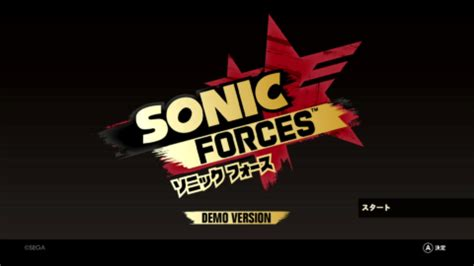 sonic forces bonus edition announced for nintendo switch