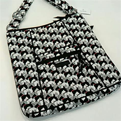 vera bradley scottie 23 vera bradley handbags scottie dogs crossbody vera bradley nwt from