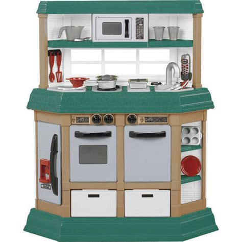 Kitchen Set Walmart by American Plastic Toys Cookin Kitchen Walmart