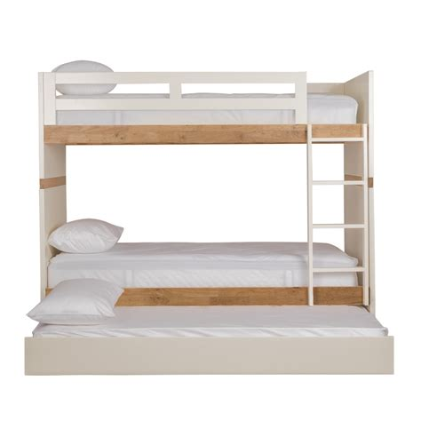 bunk bed white callum bunk bed white target furniture