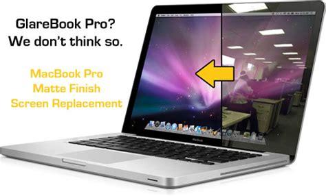 macbook pro mattes display gadgetsworld s matte replacement lcd screen