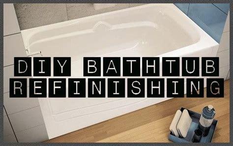 how to restore a bathtub 1000 ideas about bathtub refinishing on