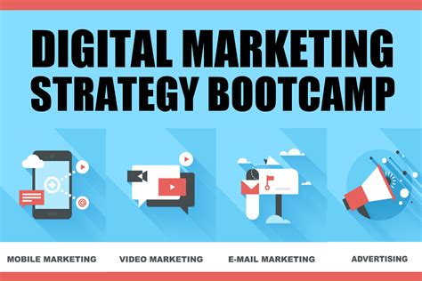 Courses On Digital Marketing 5 by Digital Marketing Strategy Bootc Western