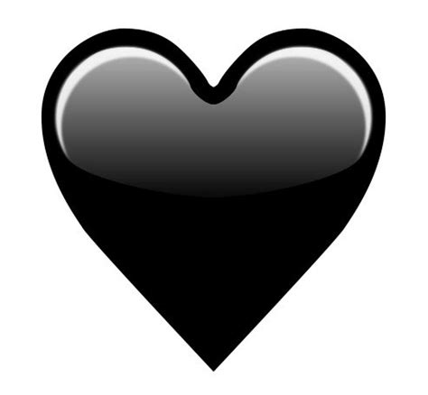 emoji heart black new emoji in unicode 9