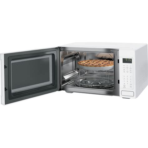 Microwave Oven G 8 peb9159djww ge profile 1 5 cu ft countertop or built