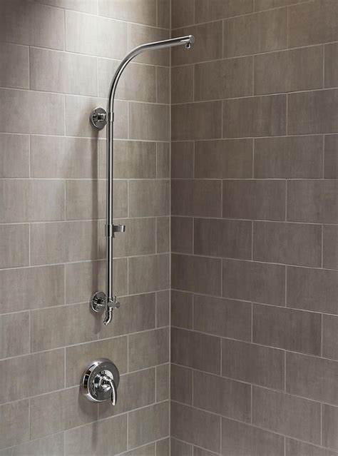 kohler k452122bz hydrorailr beam shower column oil
