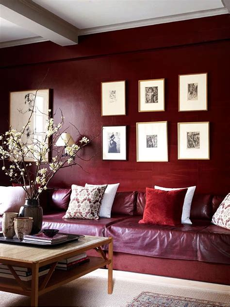 Home Decoration Colour Pantone S 2015 Color Of The Year 30 Marsala D 233 Cor Ideas Digsdigs