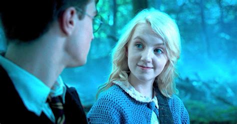 The Harry Potter Press Madness Begins And Evanna Dont Away by Evanna Lynch Who Played Lovegood Gets Surprising
