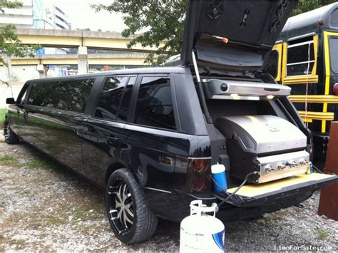2003 range rover sport for sale used 2003 land rover range rover sport suv stretch limo
