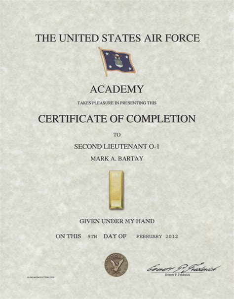 promotion certificate template promotion certificate template air gallery
