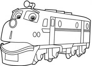 printable chuggington coloring pages coloring me