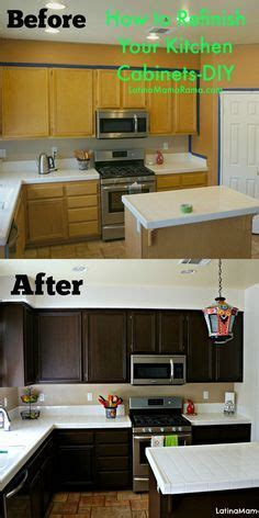 how to refinish kitchen cabinets without sanding 1000 images about kitchen colors on pinterest dark