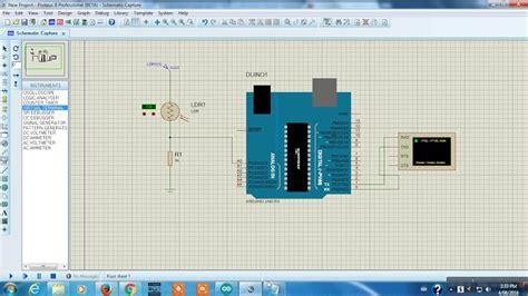 tutorial arduino español pdf ldr circuit to arduino proteus simulation arduino