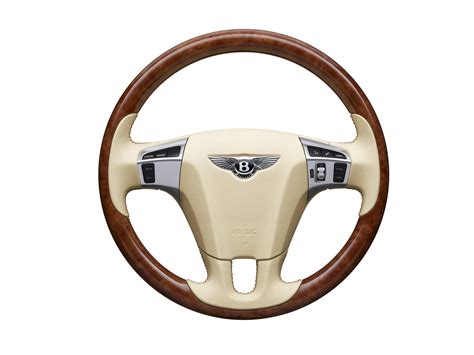 2012 Bentley Continental Gtc Steering Wheel Eurocar