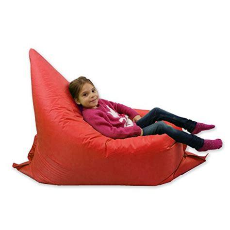 bean bag chairs floor pillows beanbag large 6 way garden lounger childrens