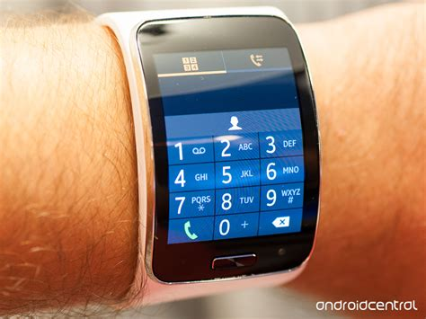Samsung launches Gear S SDK for curved smartwatch apps   Android Central