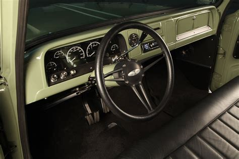 1964 Chevy Truck Interior by A 1964 Chevrolet C10 That Ll Leave You Green With Envy