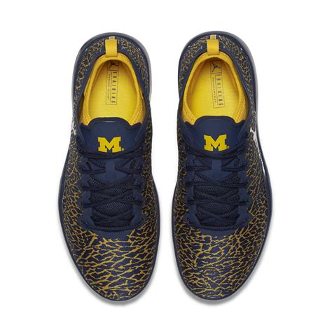 michigan shoes forged for greatness brand x michigan nike news