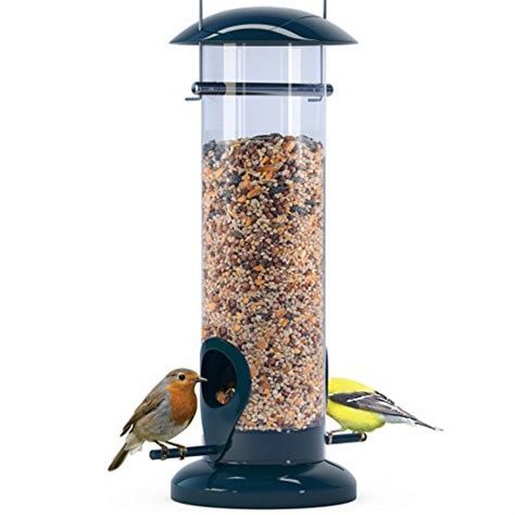 weather proof anti bacterial bird feeder with uv sun proof