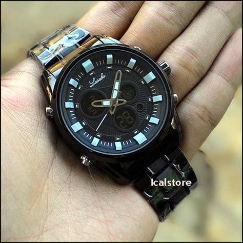 Lasebo Lsb 8020 jam tangan lasebo lsb 8020 black white original ical