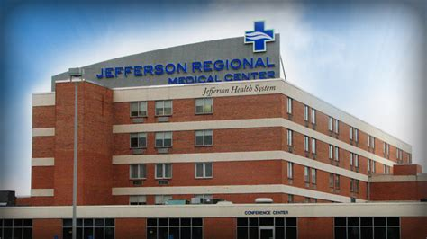 Jefferson Hospital Emergency Room by Healthcare Ruthrauff Sauer