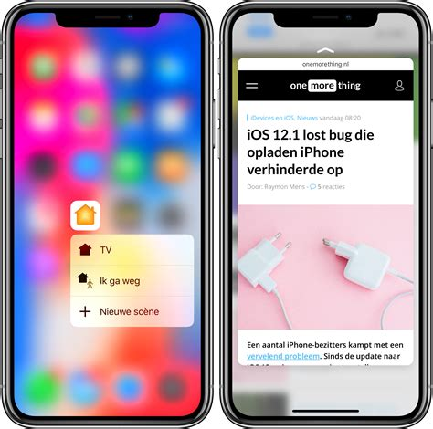 iphone xr alles 3d touch en haptic touch faq