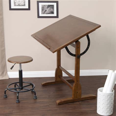 studio designs vintage drafting table studio designs 36 quot vintage drafting table color rustic