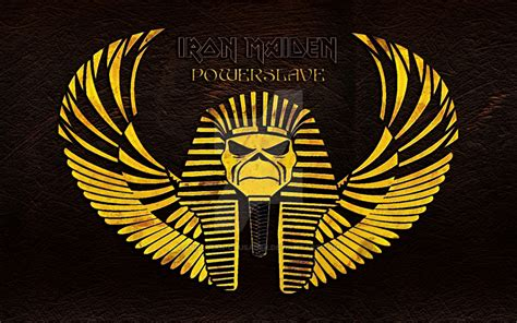 iron maiden powerslave by croatian crusader on deviantart