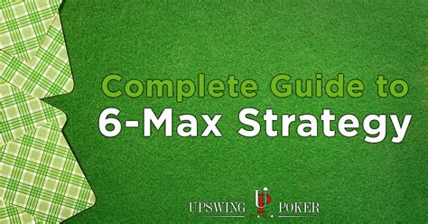 complete guide   handed poker deep stack  max strategy