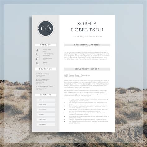 Creative Advertising Resume Templates by 17 Awesome Exles Of Creative Cvs Resumes Guru
