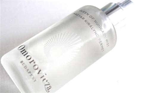 Toner Mists Ruby Cell by Omorovicza Bb Mist Review Dolc 233 Vanity