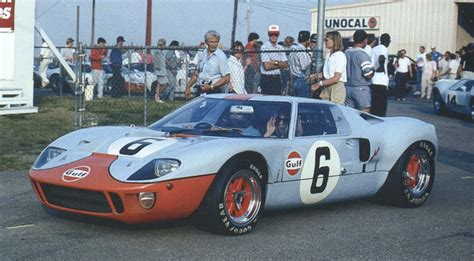 gulf gt40 the original ford gt