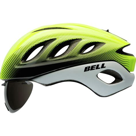 Helm Bell Pro bell pro helmet with shield competitive cyclist