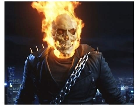 ghost rider film ghost rider movie stills