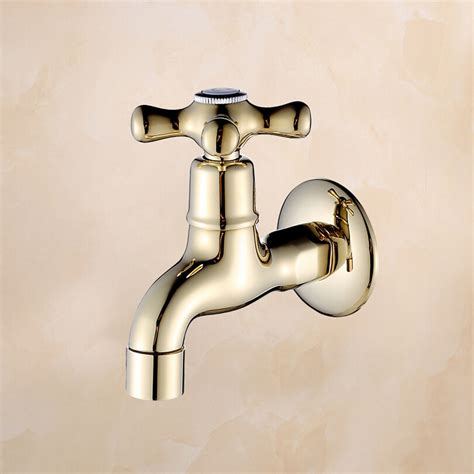 decorative outdoor faucets wall mounted brass garden