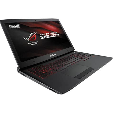 Asus Rog G751jy Dh71 Gaming Laptop Gtx 980m asus g751jy dh71 notebookcheck it