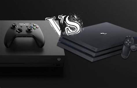 microsoft svela la nuova console xbox one x xbox one x vs ps4 pro caratteristiche a confronto
