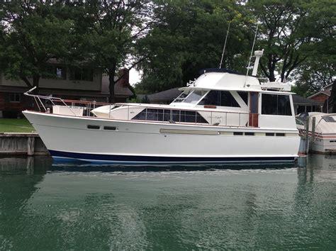 chris craft power boats 1968 chris craft commander flush deck power boat for sale