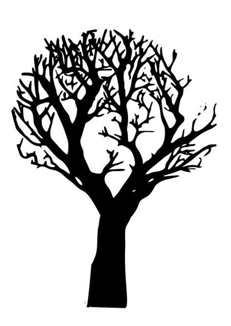 Coloriage arbre mort - img 19690