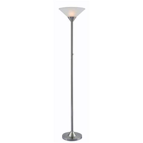 hton bay 71 25 in bronze torchiere floor l 18115