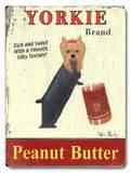 yorkie peanut butter vintage food beverage wood signs posters at allposters
