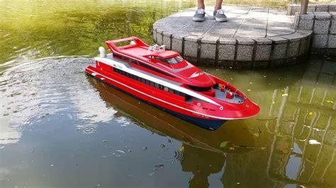 Lulur Rcwhitening 1 1 40 rc turbojet tricat 45m unberthing water intake clearing berthing