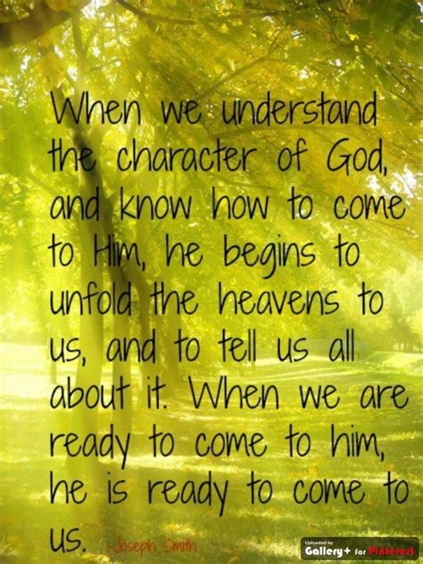 quotes joseph smith speaks perfectly to me today thanks