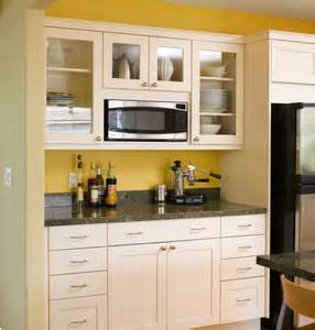 kitchen hutch ideas kitchen hutch with microwave