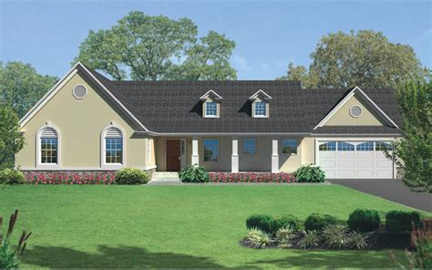 single story ranch homes 1 story ranch home plans pictures to pin on pinterest