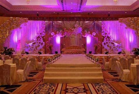 Indian Wedding Reception Decorations   Wedding Decorations