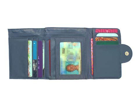 trixie trifold wallet tigerlily orange on sale 40