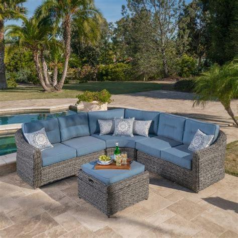 garden ridge 4pc seating set mission furniture