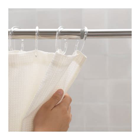 shower curtain rod ikea hornen shower curtain rod 70 120 cm ikea